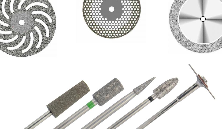 Шлифовальные алмазные инструменты