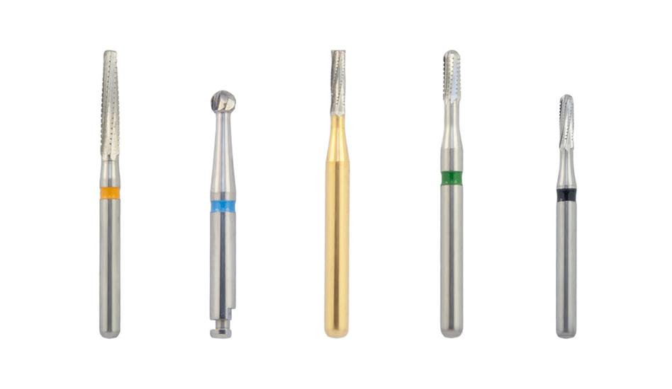 Твердосплавные боры для стоматологии